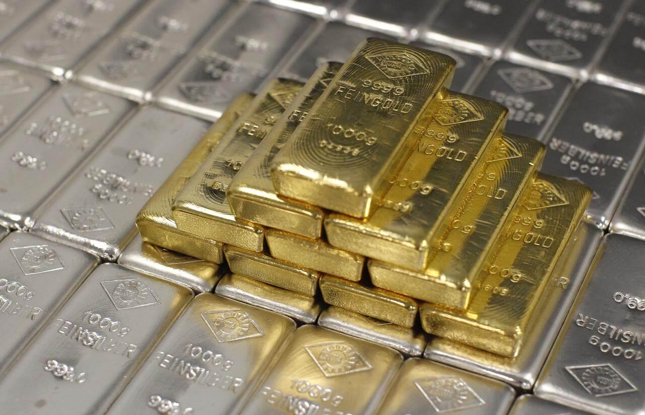 07.04.20 Přehled komodit – Zlato, Stříbro