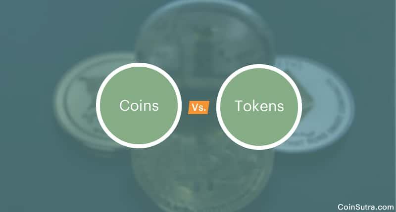 30.03.20 Token vs. Coin: Aké sú rozdiely?