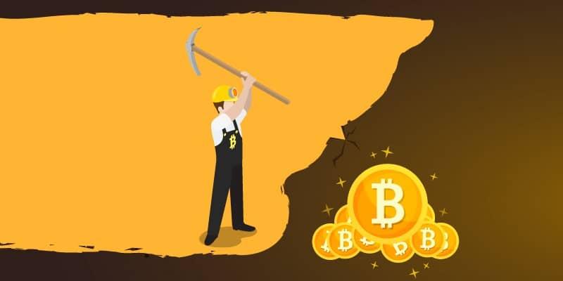 Bitcoin mining: Ako ťažiť Bitcoin?