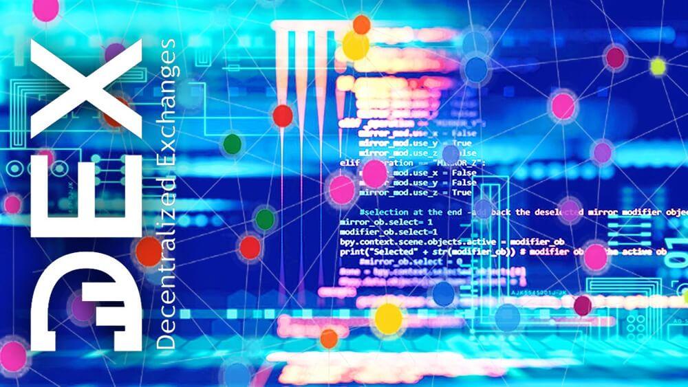 Decentralizované burzy a zmenárne (DEX)