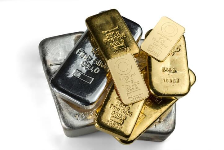 14.07.20 Přehled komodit – Zlato, Stříbro