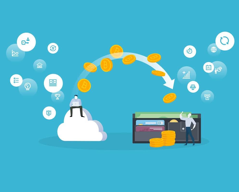 Čo je cloud mining?
