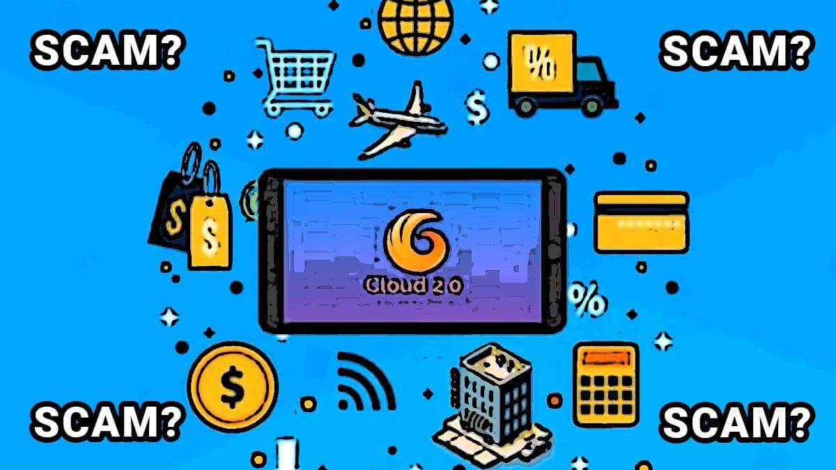 03.11.20 Sofistikovaný projekt Cloud Token 2.0 – jedná sa o podvod?