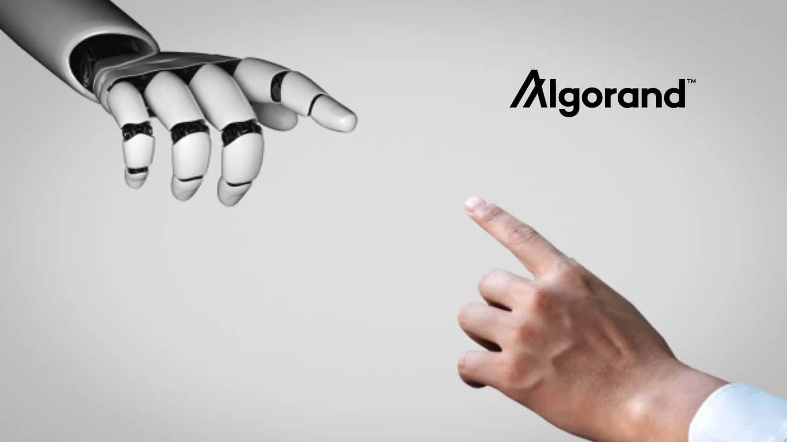 04.12.20 Miliónový start-up vstupuje do Algorandu.