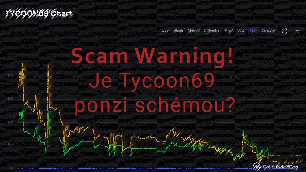 25.1.2021 Scam Warning! Je Tycoon69 ponzi schémou?