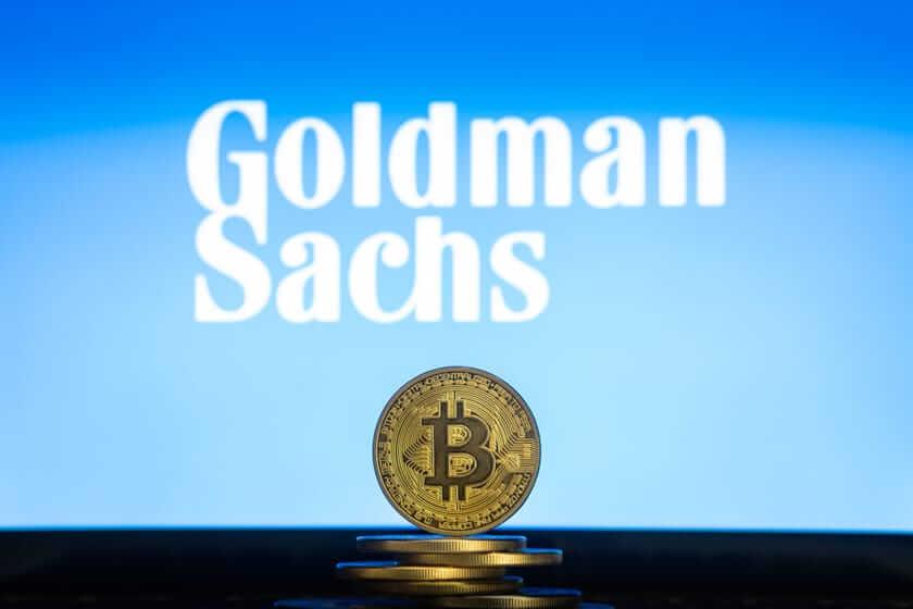 31.03.21 Goldman Sachs vstupuje do kryptotrhu – prichádza prílev nového kapitálu?