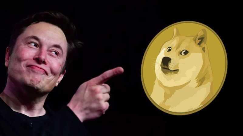 """03.05.21 DOGE vzrostl o 10 % poté co Elon Musk napsal, že se zúčastní """"SNL"""""""