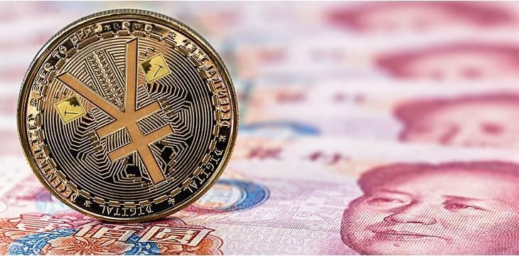 07.06.21 Čína rozdá 6,2 milionů dolarů v novém pokusu o digitální jüan v Pekingu